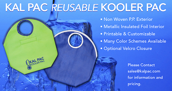 Reusable Kooler PAC