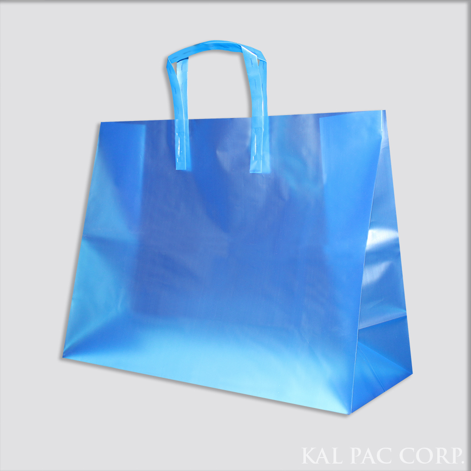 Blue Trifold Vogue