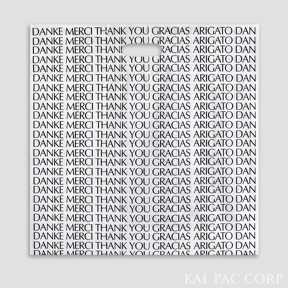 Thank You Patch Handle - Large